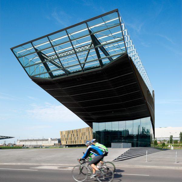Dokumentation von Bauphasen - Architekturfotografie Eder