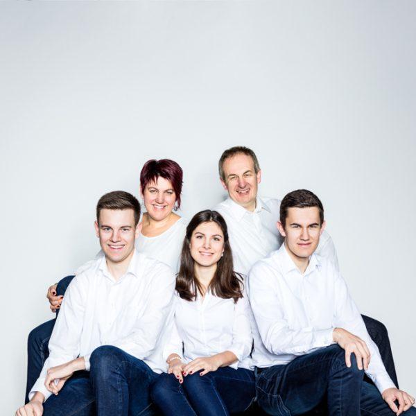Familienfotos - Fotostudio Eder