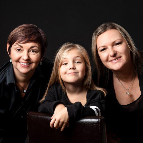 Fotostudio Eder, Linz: kreative Familienshootings