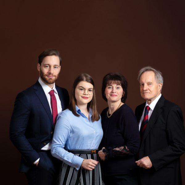 Erinnerungen für die Ewigkeit - Familienfotos