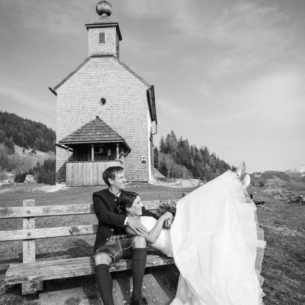 Besonderes Paar, besonderer Tag, besondere Fotos - Fotostudio Eder