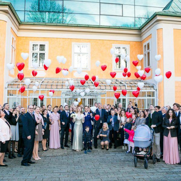 Hochzeitsfotos und Hochzeitsfilme - Foto Eder, der Hochzeitsfotograf aus Linz